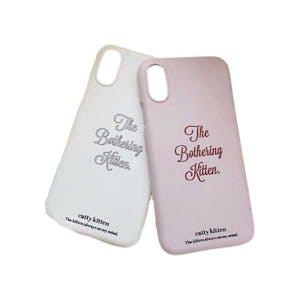 i phone case ( pink )