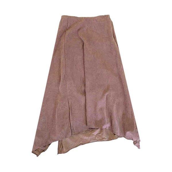 クシュスエードスカートの画像1枚目