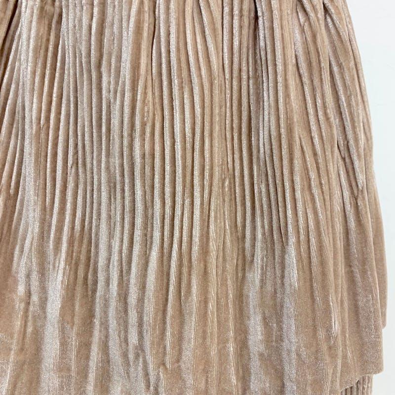 ベロアティアードスカートの画像4枚目