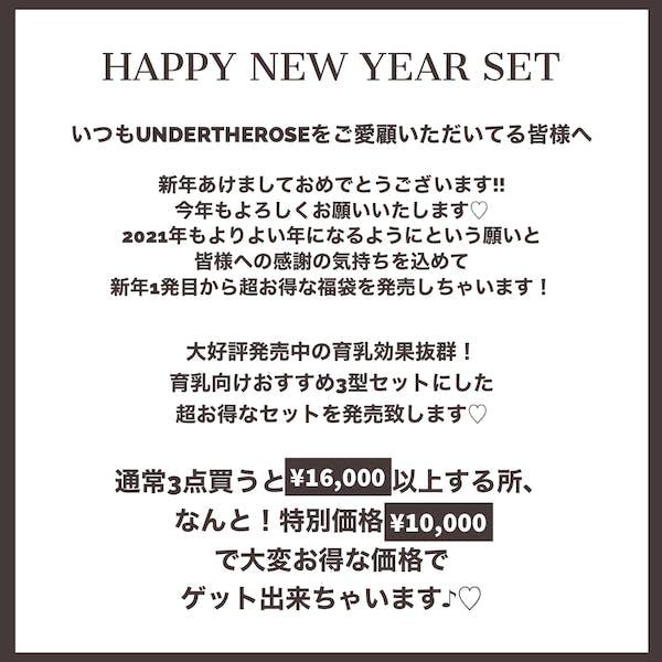 【新年カスタム福袋】育乳向けおすすめ3点セットの画像2枚目