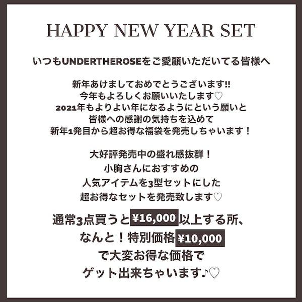【新年カスタム福袋】小胸さんおすすめ3点セットの画像2枚目