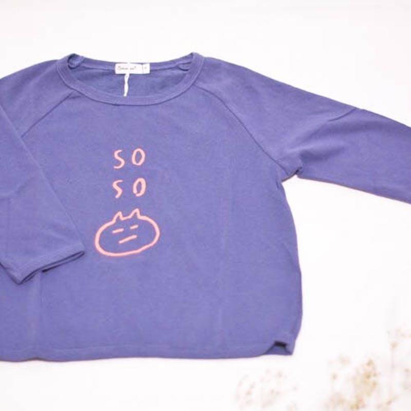 薄手 So So Tシャツの画像2枚目