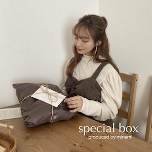 Special BOX B produced by minami