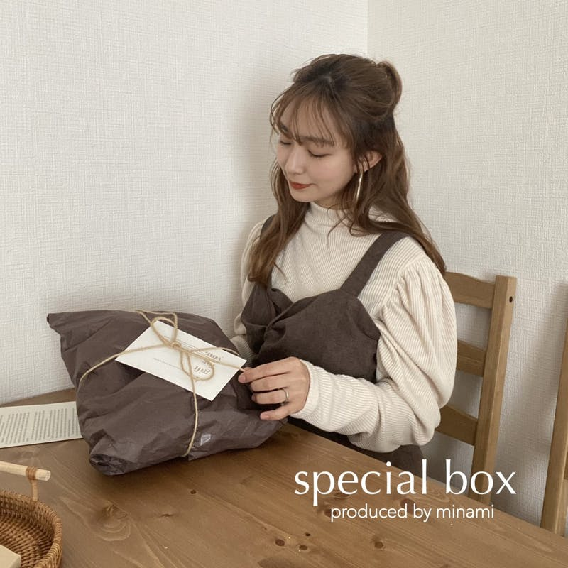 Special BOX A produced by minami の画像1枚目