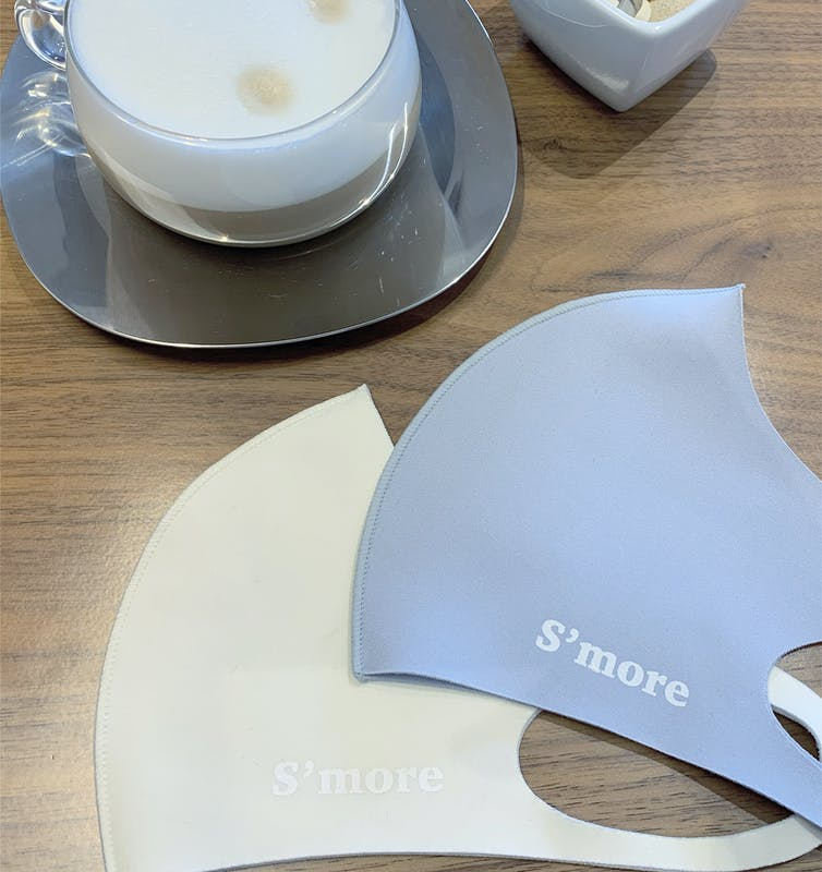 S'more maskの画像1枚目