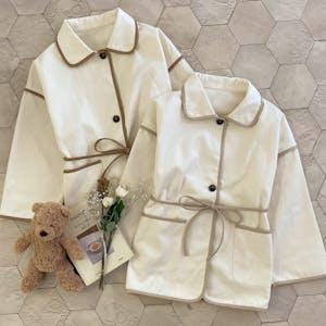 mellow'sパイピングジャケット