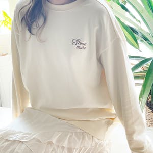 S'more Logo sweat