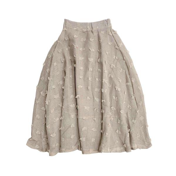 モコモコスカートの画像1枚目