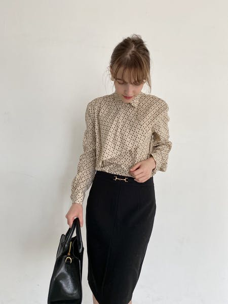 semi formal tight skirtの画像2枚目