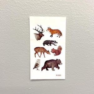 Nordic Animals[ID: ssl0104]