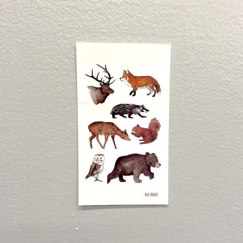 Nordic Animals[ID: ssl0104]の画像1枚目