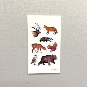 Nordic Animals[ID: ssl0104]