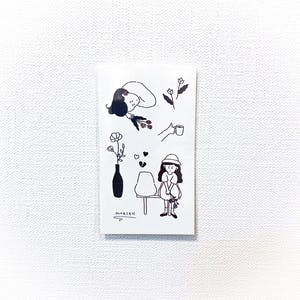 flower girl / カサネ コラボ[ID: scr0427]