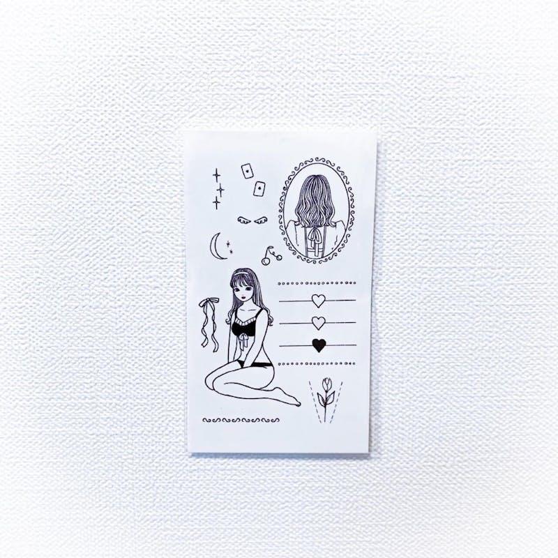 フェミニン / 乃の木そよ コラボ[ID: scr0423]の画像5枚目