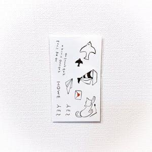 Today's mood / 冨田マリー コラボ[ID: scr0426]