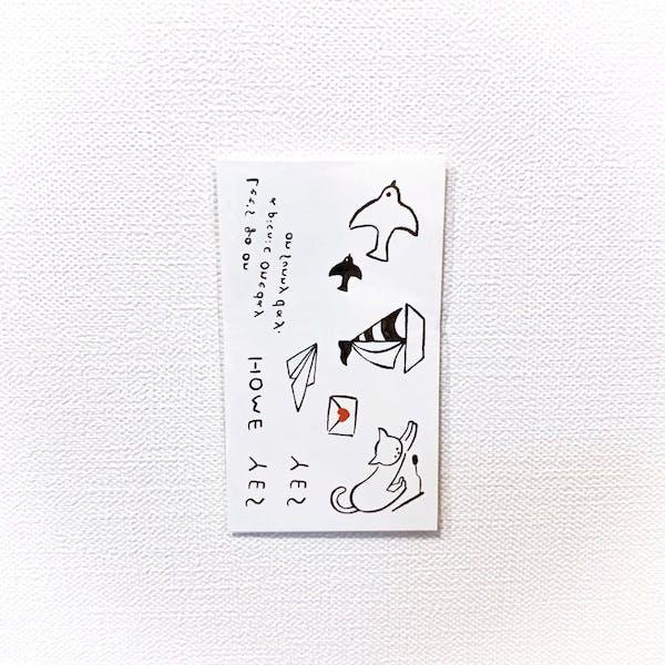 Today's mood / 冨田マリー コラボ[ID: scr0426]の画像1枚目