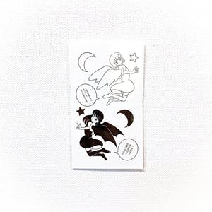 White & Black / 並河泰平コラボ[ID: scr0424]