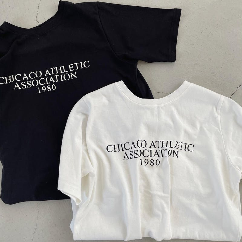 シンプルロゴTシャツの画像10枚目