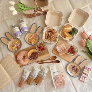 無印良品のお菓子&食べ物で作る!おしゃれなピクニックのお手本をご紹介♡