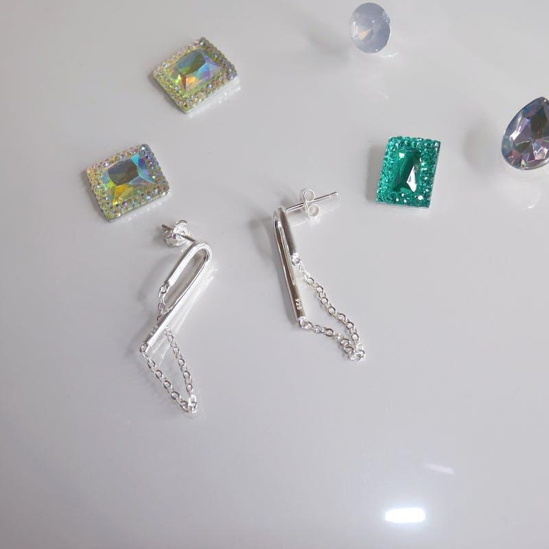 chain pierceの画像2枚目