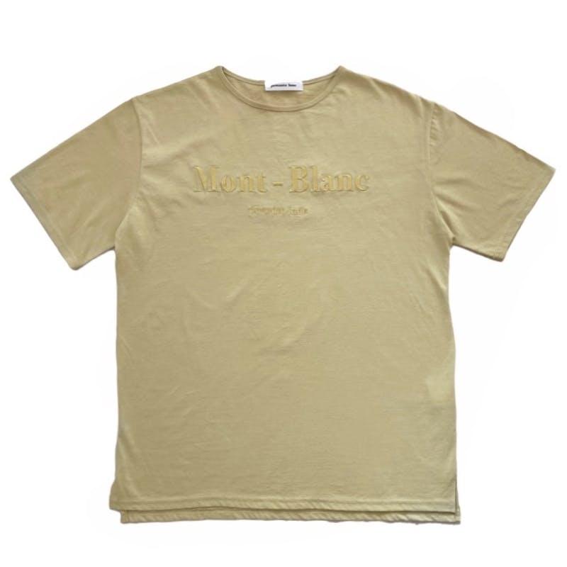 MONTBLANC T-shirtの画像1枚目