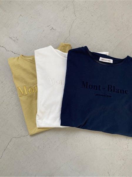 MONTBLANC T-shirtの画像62枚目