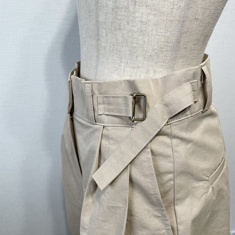 belted short pantsの画像63枚目