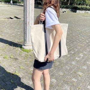 too big tote bag