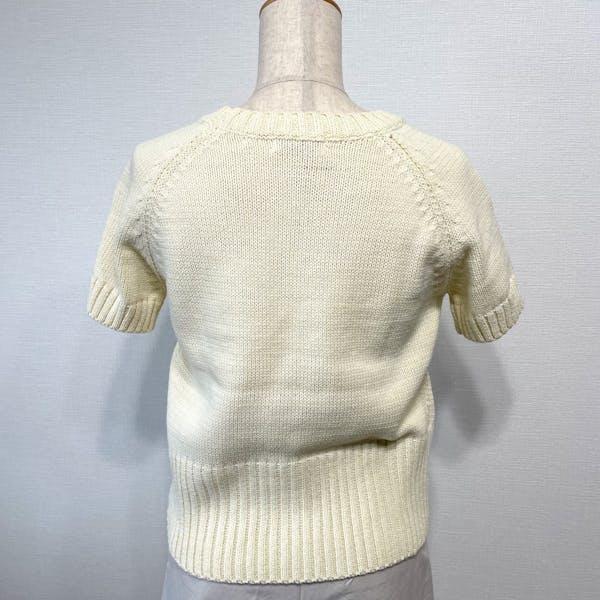 lemon ceam knitの画像19枚目