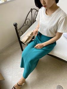 サマータイトスカート