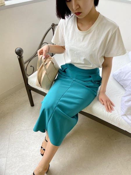 サマータイトスカートの画像2枚目