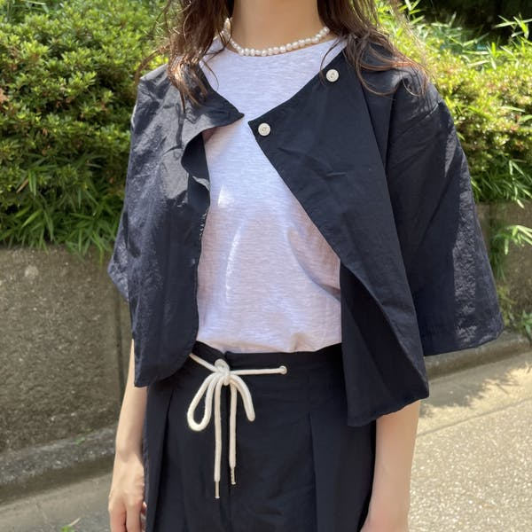2 way blouse & skirt setの画像2枚目