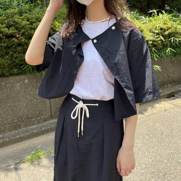 2 way blouse & skirt setの画像1枚目
