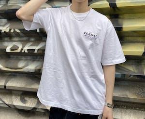 ユニセックスVERDAD ビッグシルエットシャツ 半袖