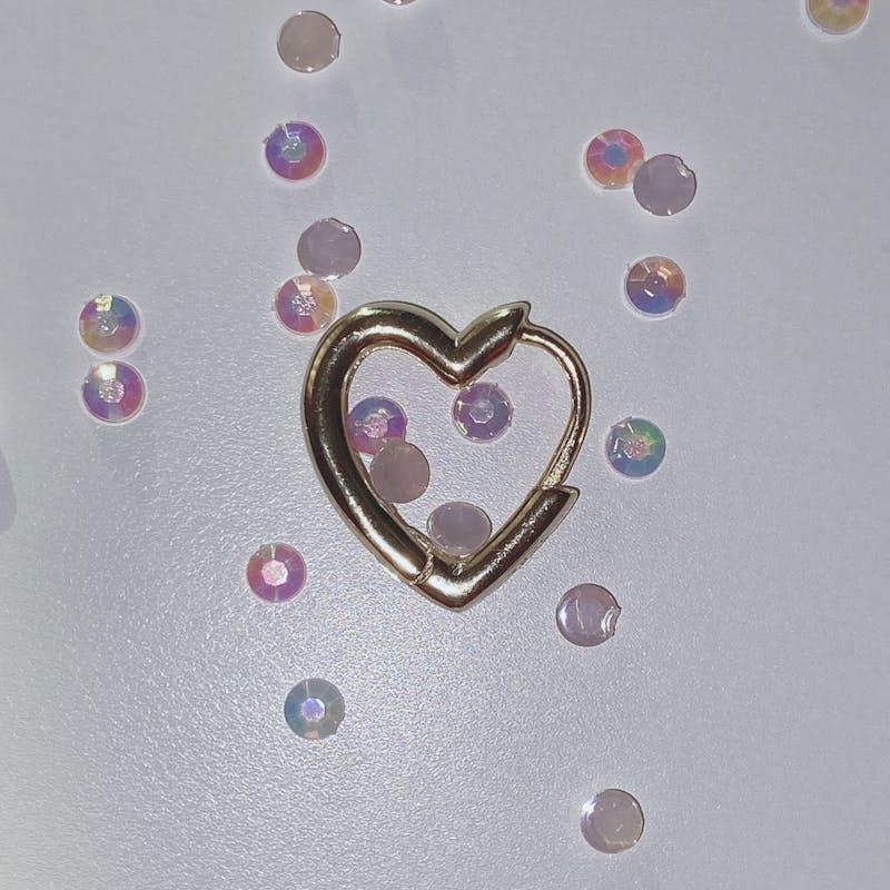heart pierceの画像15枚目