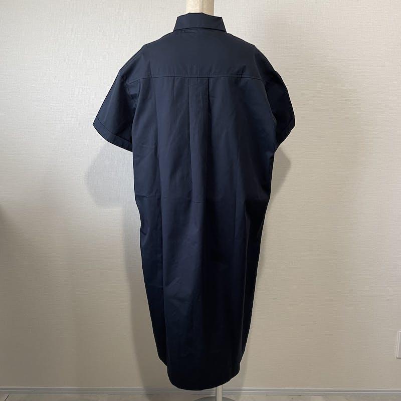 short sleeve shirt dressの画像51枚目