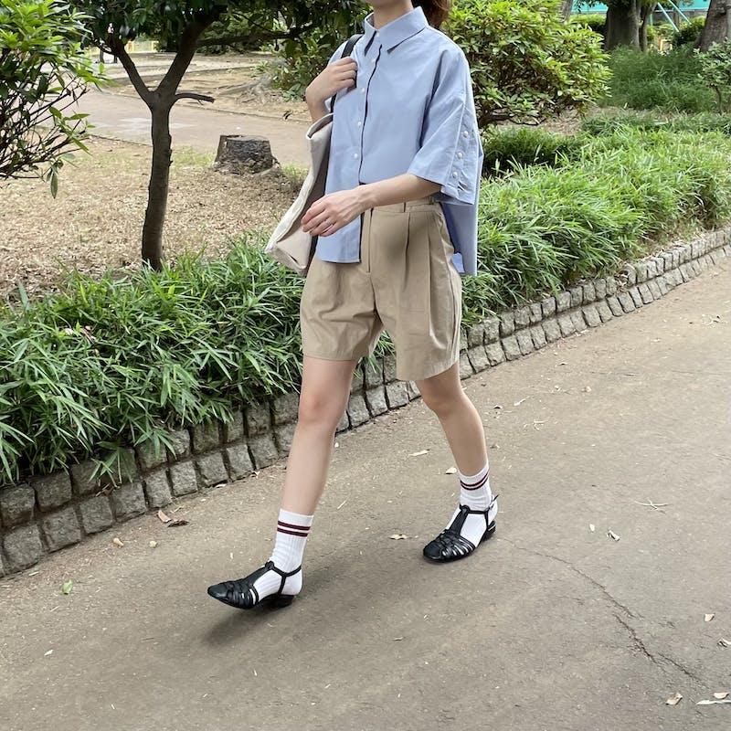 short length shirtsの画像2枚目