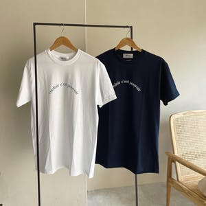 rêve original ロゴTシャツ