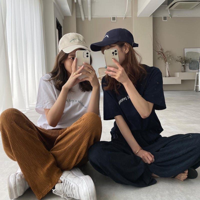 rêve original ロゴTシャツの画像11枚目