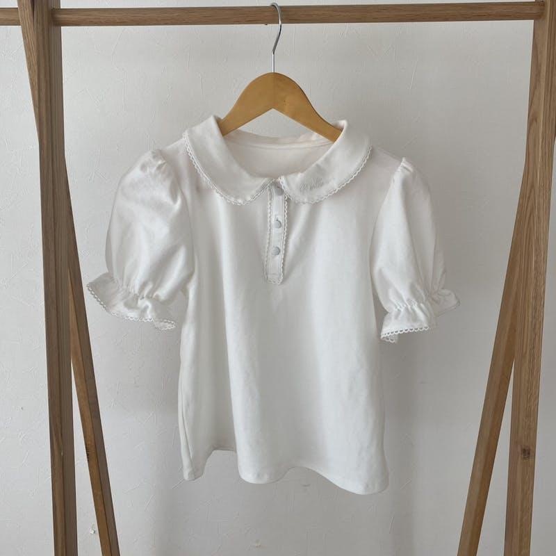 mellow's 丸襟ポロシャツの画像31枚目