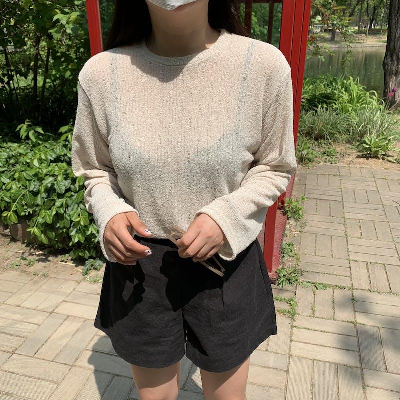 バーリーティシャツ T010の画像1枚目