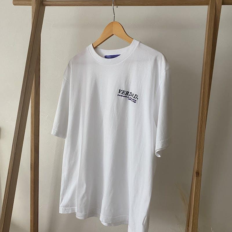 ユニセックスVERDAD ビッグシルエットシャツ 半袖の画像1枚目