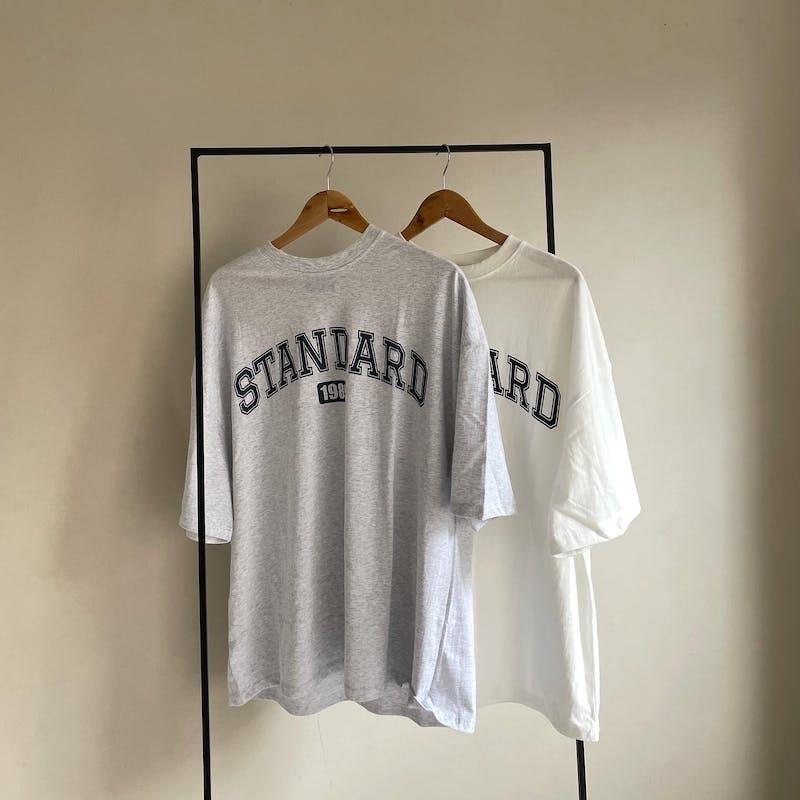 ビッグサイズロゴTシャツの画像1枚目