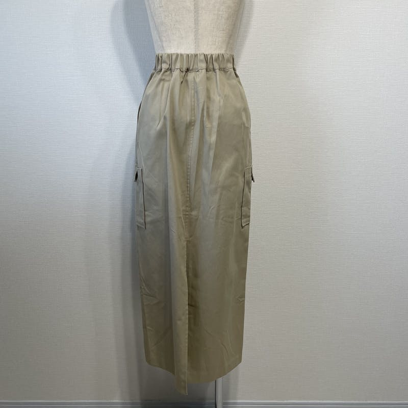 high-waist cargo skirtの画像45枚目