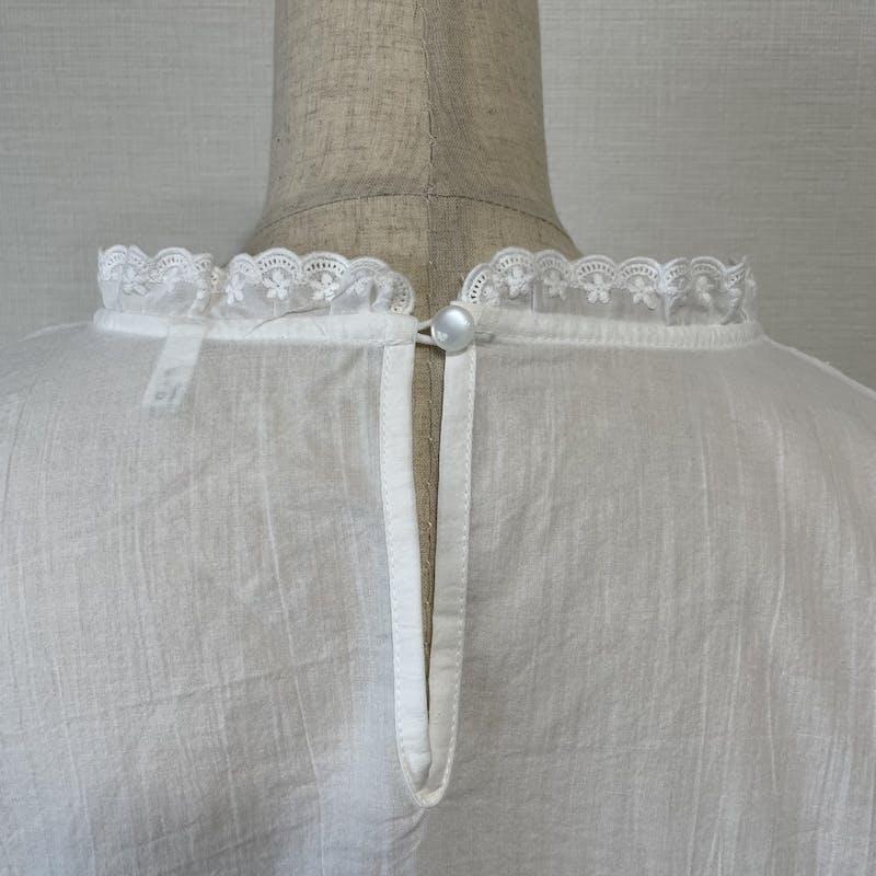 cotton lace blouseの画像29枚目