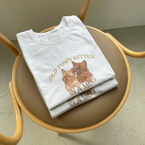 ヴィンテージ kitten Tシャツ