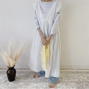 lace sleeveless one-piece