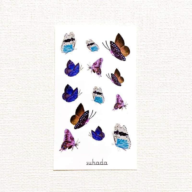 蝶の戯れ[ID: sor0656]の画像1枚目