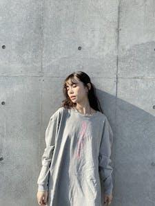 絵文字ロンT by  RUKO