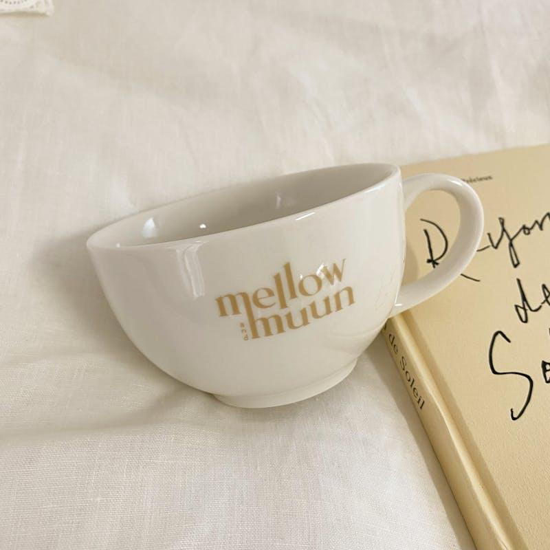 【muun seoulコラボ】カフェマグカップの画像1枚目